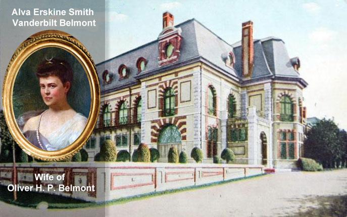 Alva Erskine Smith Vanderbilt Belmont
